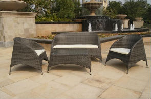 Enormt Polyrattan havemøbler - Find dine nye polyrattan havemøbler her ZM75